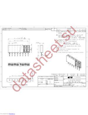 215297-7 datasheet скачать даташит