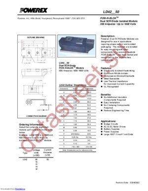 Ld7129 page 1 ld7129 даташит pdf