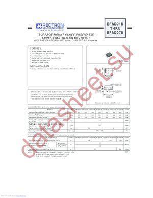EFM302B datasheet скачать даташит