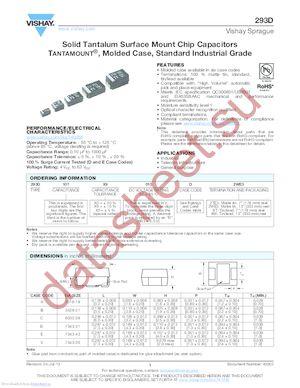 293D335X9035B2T datasheet скачать даташит