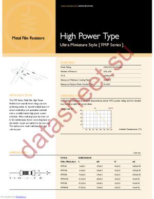 FMP200JR-52-430R datasheet скачать даташит