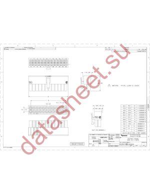 2-2029029-2 datasheet скачать даташит