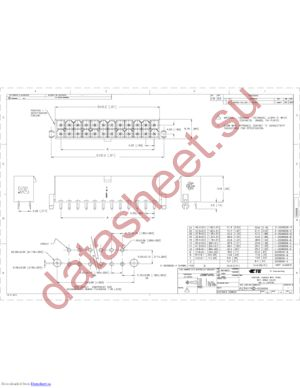 2-2029059-2 datasheet скачать даташит