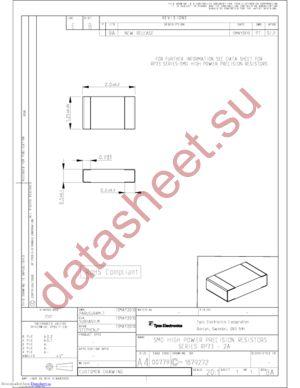 6-1879272-5 datasheet скачать даташит