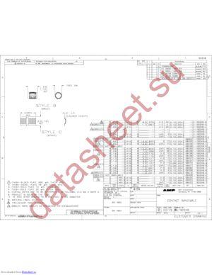 2-192048-4 datasheet скачать даташит