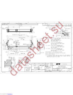 2-2013297-3 datasheet скачать даташит