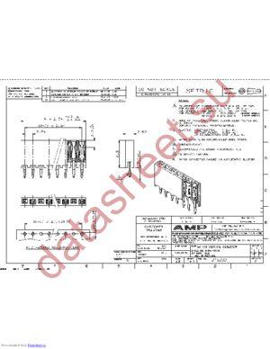 215299-6 datasheet скачать даташит