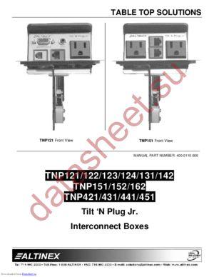 TNP152 datasheet скачать даташит