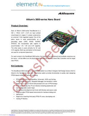 12-400-NB3000XN-01 datasheet скачать даташит