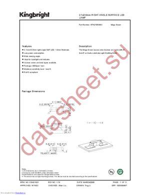 APA2106MGC datasheet скачать даташит