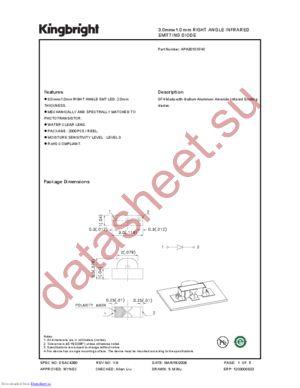 APA3010SF4C datasheet скачать даташит