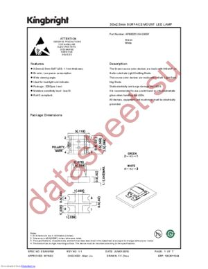 APB3025CGKQWDF datasheet скачать даташит