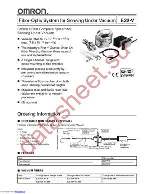 E3X-NM41 datasheet скачать даташит