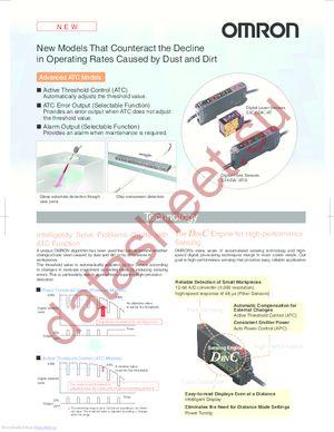 E3XDA41ATS datasheet скачать даташит