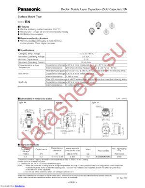 EECEN0F204J2 datasheet скачать даташит