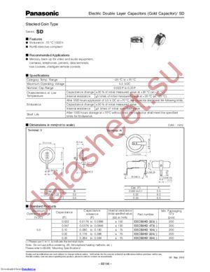 EECS0HD473V datasheet скачать даташит