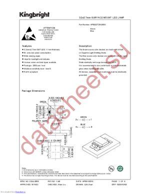 APB3227ZGQBDC datasheet скачать даташит