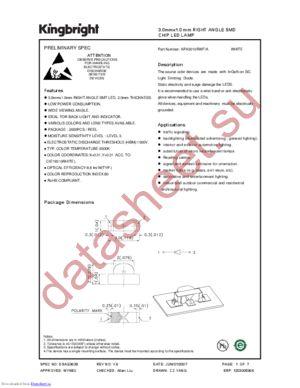 APA3010RWF-A datasheet скачать даташит
