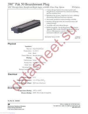P50-050P-SR1-EA datasheet скачать даташит