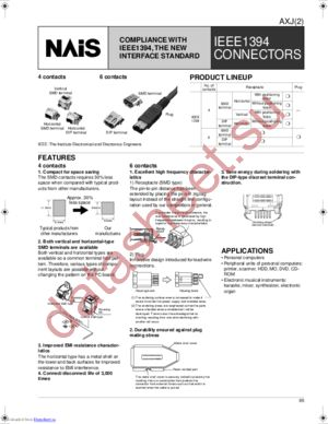 AXJ220112 datasheet скачать даташит