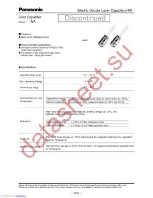 EECW1R8AR47 datasheet скачать даташит