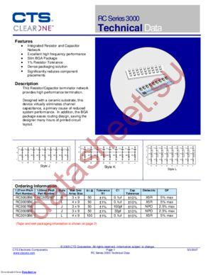 RT1233B7 datasheet скачать даташит