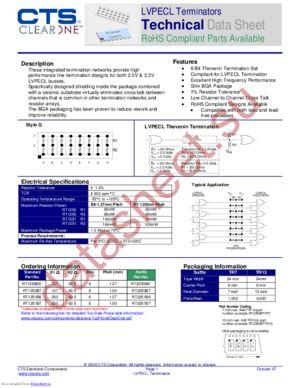 RT1251 datasheet скачать даташит