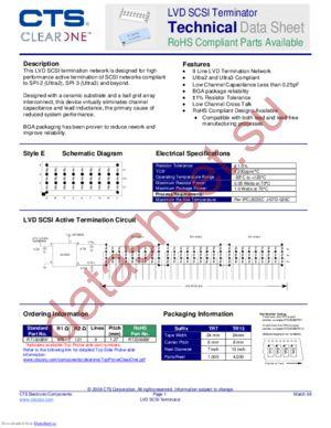 RT1300B6PTR7 datasheet скачать даташит