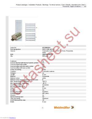 0522660102 datasheet скачать даташит
