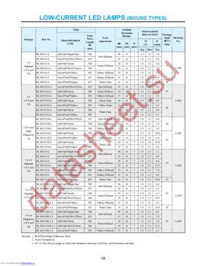 BL-BX1134-L datasheet скачать даташит