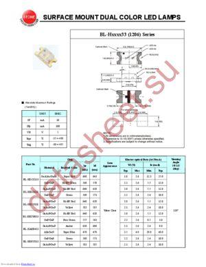 BL-HE1Y033 datasheet скачать даташит