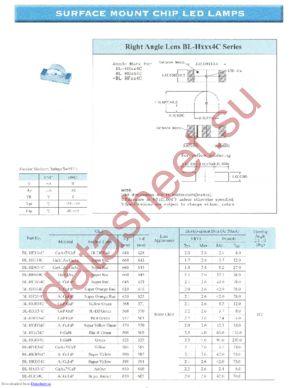 BL-HG034C datasheet скачать даташит
