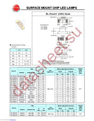BL-HB334C datasheet скачать даташит
