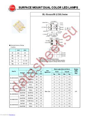 BL-HD1G4B433F datasheet скачать даташит